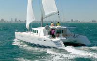 Miami Boat Rental: Lagoon 44 Catamarans From $5,250/week 4 cabin/5 head sleeps 8/11 Air Conditioning,