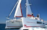 New Caledonia Yacht Charter: Catana 42 Custom Catamaran From $4,506/week 4 cabins/2 heads sleeps 8