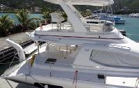 New Caledonia Yacht Charter: Leopard 474 Catamaran From $9,134/week 4 cabin/5 head sleeps 8/11 Air