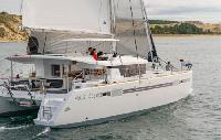 Puerto Rico Yacht Charter: Lagoon 450S Catamarans From $7,770/week 4 cabin/4 head sleeps 8 Air