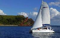 Puerto Rico Yacht Charter: Leopard 4000 Catamaran From $6660/week 3 cabin/2 head sleeps 6/8 Air