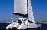 Saint Martin Yacht Charter: Leopard 4000 Catamaran From $5,545/week 3 cabin/2 head sleeps 6/8 Air