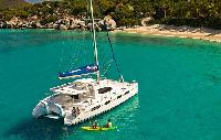 St. Martin Boat Rental Leopard 4600 Catamaran From $14175/week 4 cabin/4 heads sleeps 8/12 Air