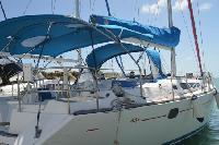 St Vincent Yacht Charter: Jeanneau 44i Monohull From $2,995/week 3 cabin/3 head sleeps 6 Air