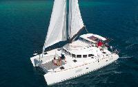 St. Vincent Yacht Charter: Lagoon 380 S2 Catamaran From €3,500/week 4 cabin/2 head sleeps 12