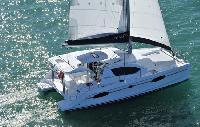 Tahiti Yacht Charter: Leopard 3900 Catamaran From $2,916/week 3 cabin/2 head sleeps 6/8 Air Conditioning,