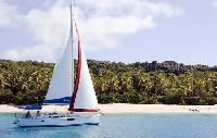 Tahiti Yacht Charter: Sun Odyssey 44i Monohull From $4,760/week 4 cabin/2 head sleeps 8/10