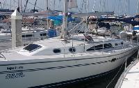 Thailand Yacht Charter: Catalina 37.5 Monohull From $2,130/week 2 cabin/1 head sleeps 4