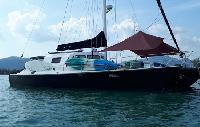 Thailand Yacht Charter: Custom Built 53 Catamaran From $3,132/week 5 cabin/2 head sleeps 10