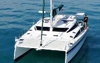 Thailand Yacht Charter: Island Spirit 380 Catamaran From $3,048/week 4 cabin/2 head sleeps 8