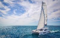Thailand Boat Rental: Leopard 404 Catamaran From $3,395/week 4 cabin/2 head sleeps 8/10 Air Conditioning,