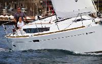 Turkey Yacht Charter: Sun Odyssey 389 Monohull From $1,800/week 3 cabins/1 head sleeps 8